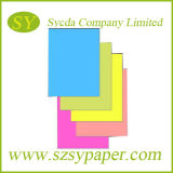 Multicoloured Woodfree Paper with Competitive Pirce and Remarkable Quality