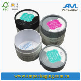 Round Hat Box Wholesale Paper Packaging Tube for Flower in Valentine's Day