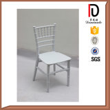 White Banquet Aluminium Metal Wood Plastic Stacking Kids Chiavari Chair for Party Br-C144