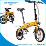 Newest 250W Bicycle Folding Electric Bike with Pedals