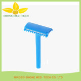 Disposable Medical Razor with Single Stainless Blade