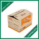 Standard Brown Corrugated Holiday Mailer Boxes