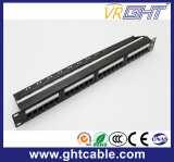 UTP Cat5e 24port Patch Panel