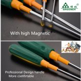 Screwdriver with Chrome Vanadium Steel Blade Greenery