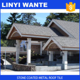 Stone Chips Coated Metal Roof Tile of Aluminum Zinc