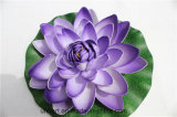Handmade Artificial Lotus Flower for Decoration