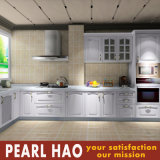 MDF Solid Wood Kitchen Cabinet Villa Apartment Projects