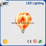 LED Artificial Painted Bulb with customer specification