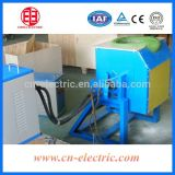 100kg Medium Frequency Electric Induction Furnace for Steel/Iron/Stainless Steel/Copper/Aluminum Alloy Melting