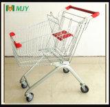 80 Liters European Style Shopping Trolley Mjy-80b-PU