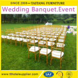 Wedding Event Metal Chiavari Chair Stackable Chair Aluminum&Iron Dining Furniture Color Option