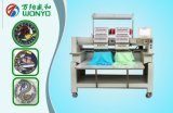 2 Heads Multi Color 15 Colors High Speed Embroidery Machine