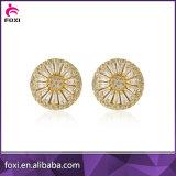 Dubai Gold Jewelry Earring 18k Gold