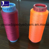Polyester Filament Yarn DTY 300d/96f Dope Dyed