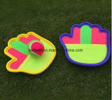 Indoor and Outdoor Interactive Magic Tape Glove Toy Ball