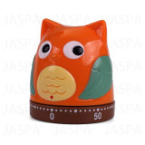 Owl Shape Kitchen Digital Timer (48-1Y1715)