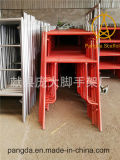 Scaffolding Frame with Scaffold Plank Made in China