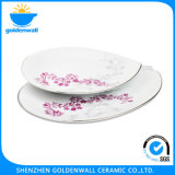 Ceramic Dinner Plate Dishes for Home