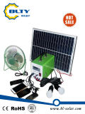 Solar Home Lighting System with Mobile Charger