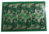 2.0mm 6layer OEM PCB Printed Circuit Board with Immersion Gold