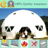 New Designed White PVC Fabric Geodesic Party Dome Tent for Sale