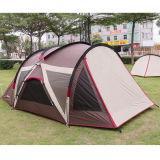 Outdoor Sunshade Rainproof Camping Beach Double UV Family Tent