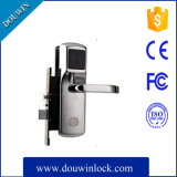 Magnetic Lock System for Wood Door