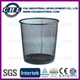 Factory Manufacturing Daily Cleaning Desktop Decorative Mesh Garbage Can
