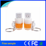 Promotional Gift Plastic Beer Shape USB Flash Drive 2GB 4GB