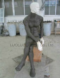 ODM Realistic Male Mannequin for Windows Display 0087