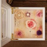 Craft Music Box Preserved Flower Gift for Wedding