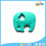 Newly Fashion Elephant Shaped Food-Grade Teether Silicone Teether for Baby
