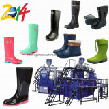 Gumboots Making Injection Molding Machine (Vertical, 1/2 Color)