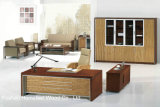 Italian Classic Furniture Office Wooden Director Table (HF-MH0924)
