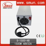 48V32A1500W High Power DC Single Output Switching Power Supply