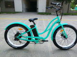 Fat Tire E-Bike for Ladies