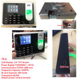 Fingerprint Time Attendance and Access Control Terminal with ID Card Reader (T8-A)