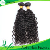 7A Grade Loose Curly 100 Remy Hair Raw Indian Hair