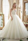 2016 off Shoulder A-Line Beaded Bridal Wedding Dresses 2875