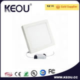 Top Sale LED Panel Light with Ce RoHS LED Square Panel Light 18 24W