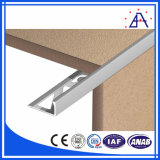 Reliable Supplier Good Quality White Anodized Aluminium Tile Trim