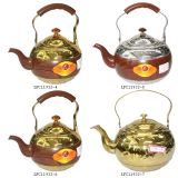 1.8L Capacity Stainless Steel Non-Magnetic Teapot Kettle