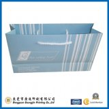 Laminated Paper Shopping Bag with PP Rope