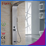 304 Stainless Steel Brushed Rainfall Shower Panel