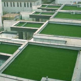 Chinese Curly Decoration Artificial Grass Carpet
