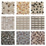 Custom Popular Marble Mosaic Tiles for Wall&Floor Decoration