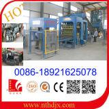 Hydraulic Pressure Cement Brick Making Machine (QT12-15)