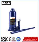 Hydraulic High Lift Double RAM Bottle Jack 2-50t Lifting Range