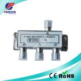 3 Way TV Splitter CATV Splitter Satellite Splitter 5~1000MHz