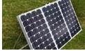 New Jgn 100W 2 Folding Solar Panel, Maximum Power of 150W